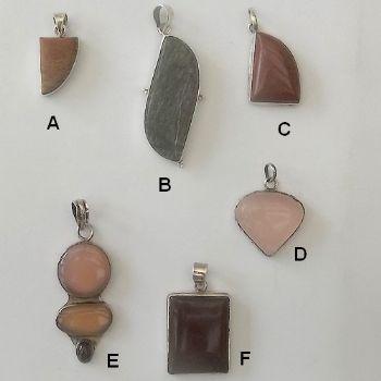 Varied Indian Pendants 4